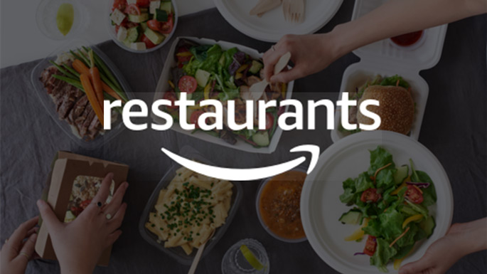 Amazon Restaurants | Food Delivery