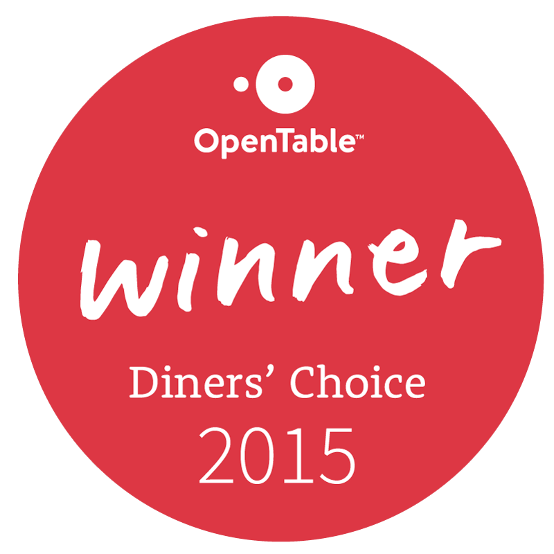 Open Table Winners